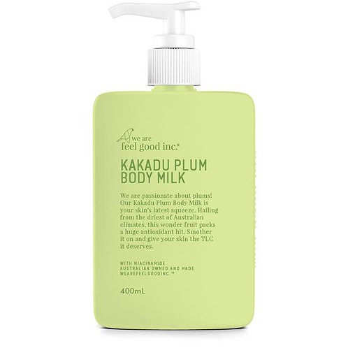 Kakadu Plum Body Milk 400ml