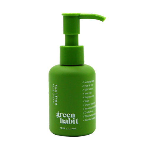 GREEN HABIT FEEL FREE MOISTURISER