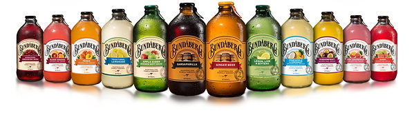 Bundaberg Brewed Drinks range supplied by AIDA