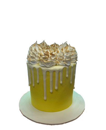 Lemon Meringue Cakes By Kyla Cupcake sho
