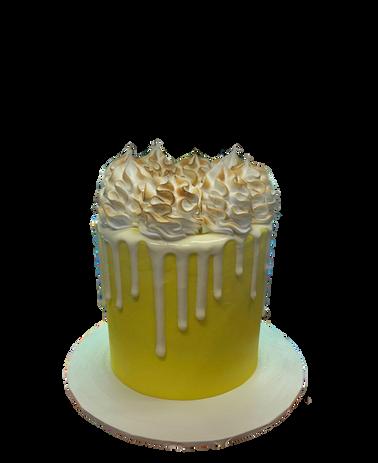 Lemon Meringue Cakes By Kyla Cupcake sho