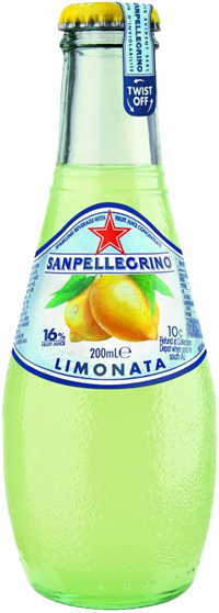 San Pellegrino Limonata Bottle