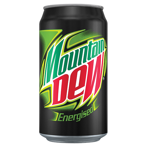 Mountain Dew - Can