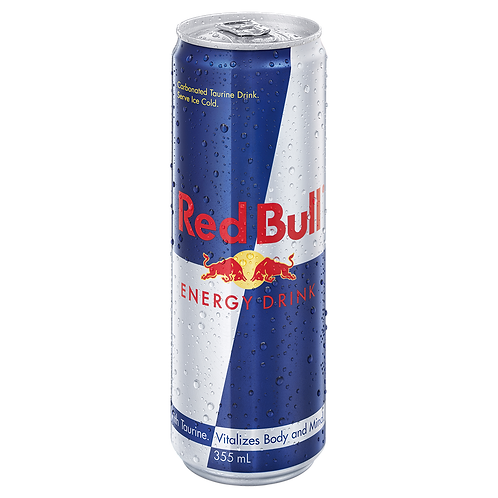 Red Bull Sugar 355mL Can