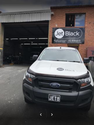 Jet Black Pavements Central Coast carpar