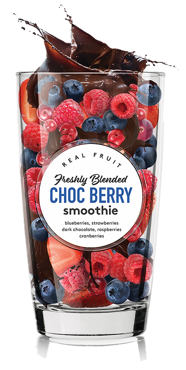 Serious Smoothies Choc Berry