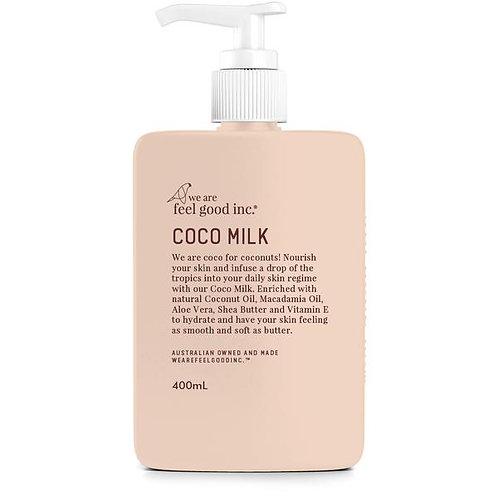 Coconut Milk Body Lotion 400ml