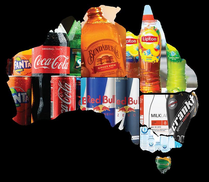 AIDA Food and drinks distributor Australia