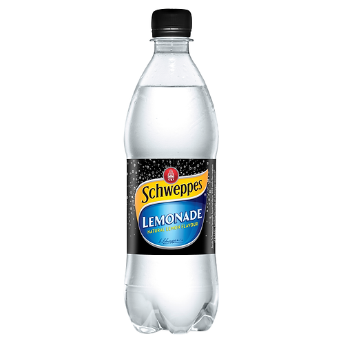 Schweppes Lemonade -  600mL