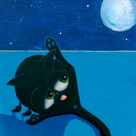 Ludge and the Moon