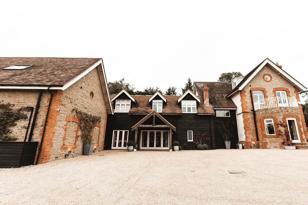 Millbridge Court wedding venue