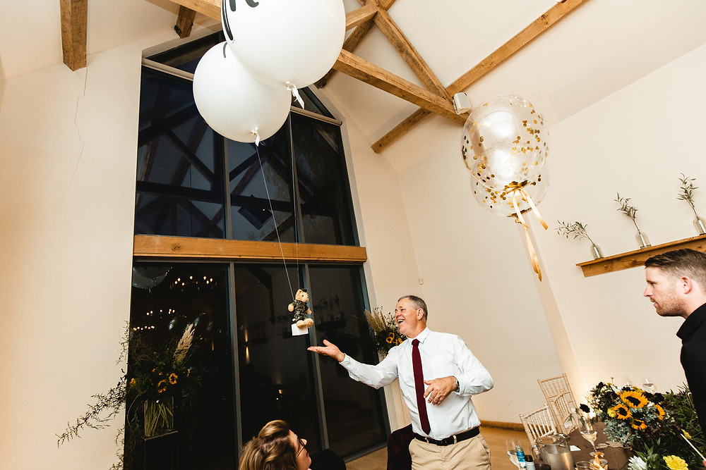 Millbridge Court fun wedding