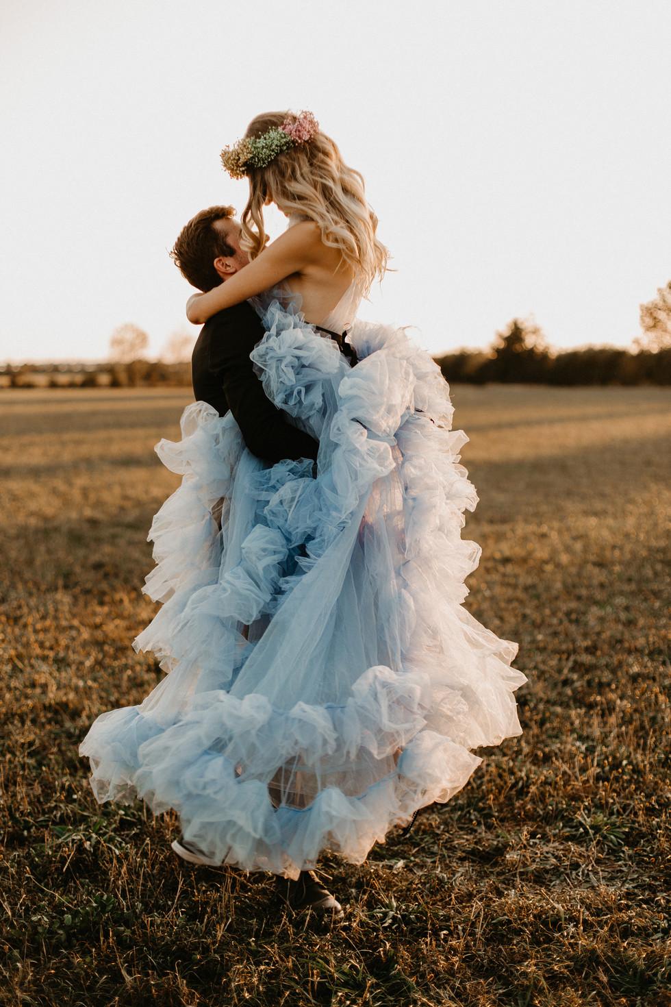 Taylor Swift inspired wedding
