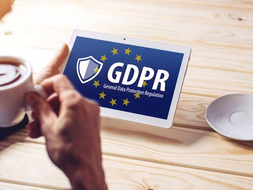 Eksterngransking har utviklet unik GDPR-sjekk som beregner din GDPR-score. GRATIS