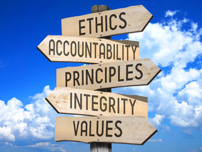 Etikk og taushetsplikt er viktig ved gjennomføring av gransking av økonomisk utroskap etc.