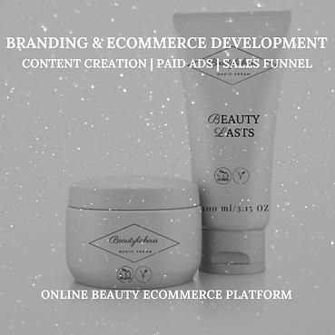 Beautylichous E-Commerce et créer site internet