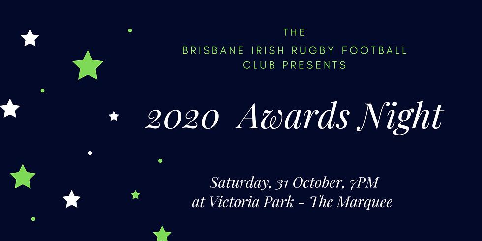 2020 Awards Night
