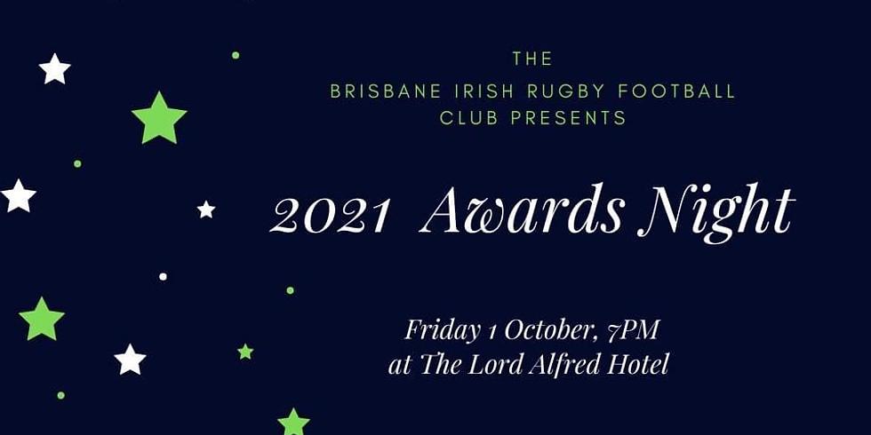 2021 Awards Night
