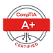 CompTIA A+ Certified Badge