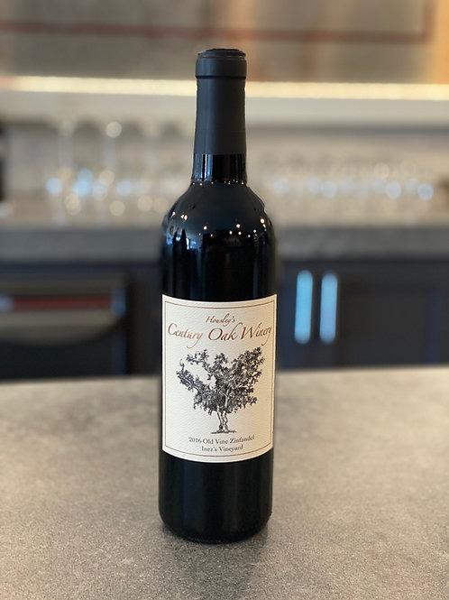 Old Vine Zinfandel Inez's Vineyard