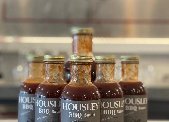 Housley Napa Valley BBQ Sauce