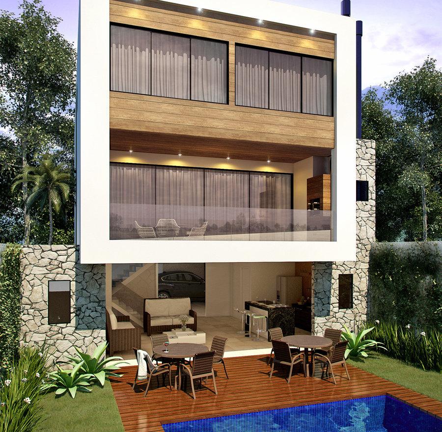 projeto de casa - arquitetura residencial - arquiteto - arquitetura de vanguarda