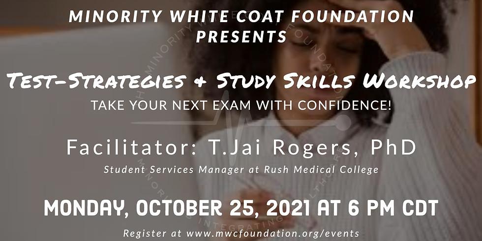 Test-Strategies and Study Skills Workshop
