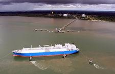 Tangguh LNG Site