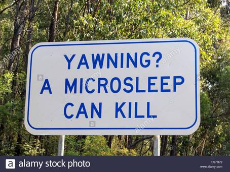 Tertidur atau Tidur Ayam Saat Bekerja Bisa Berbahaya