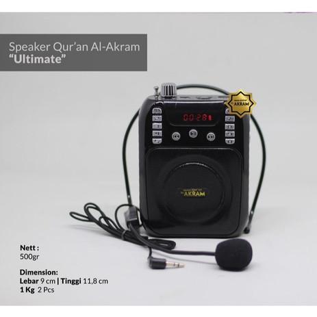 Aghnia Audio Murottal Quran Al - Akram U