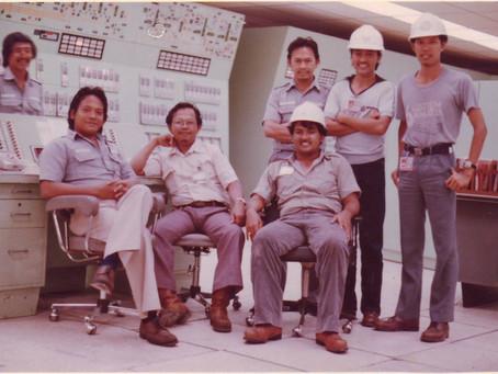Young Process Engineer at Badak LNG Plant