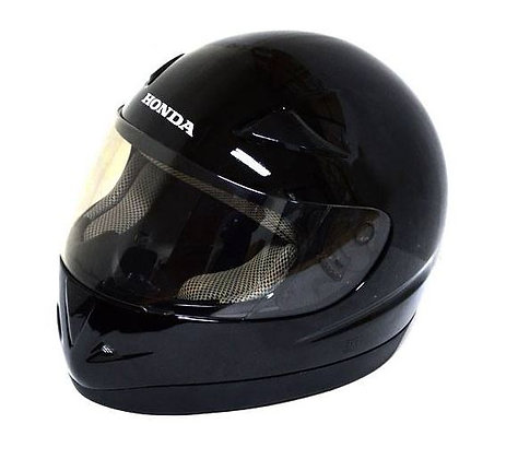 Helm Honda Assy Full Face Black SH721