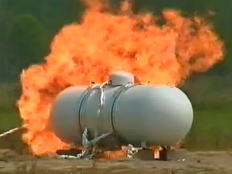 Boiling Liquid Expanded Vapor Explosion (BLEVE)