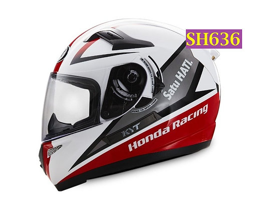 Helm Honda Full Face HRR KYT - SH636