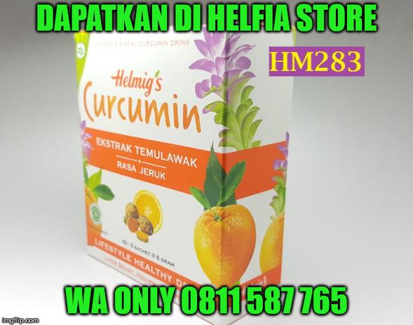 HM283 Curcumin Helmig Rasa Jeruk