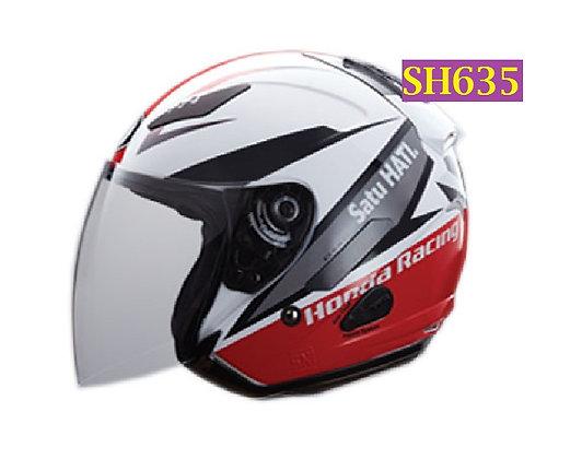 Helm Honda Half Face HRR KYT - SH635