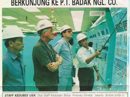 Badak LNG Plant Expansions