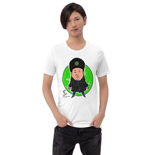 KimJongILL Short-Sleeve Unisex T-Shirt