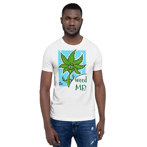 WeedMe  Short-Sleeve Unisex T-Shirt