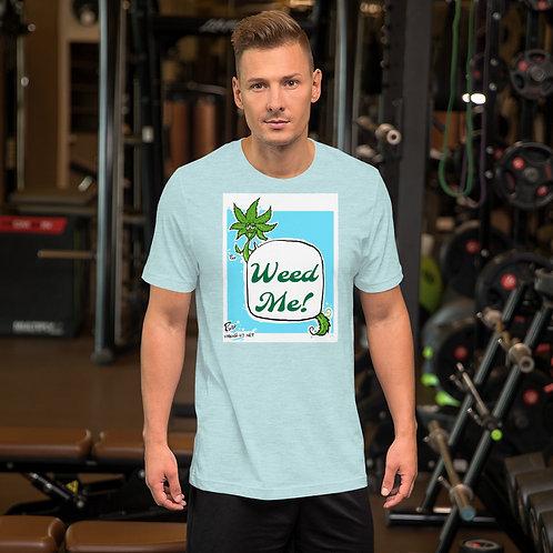 weedME Short-Sleeve Unisex T-Shirt