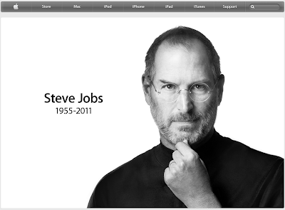 Thank you, Steve Jobs, for inspiring me so much.