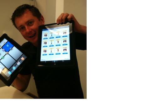 Tesco home shopping on an iPad?