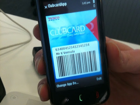 Frankly, Tesco, we're getting bored with your iPhone-only apps