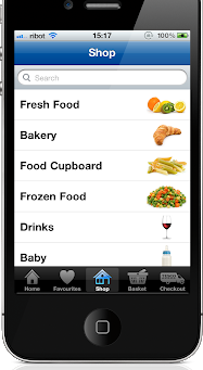 Tesco Groceries app for iPhone now live in iTunes App Store