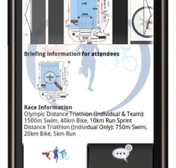 Tesco Triathlon app review