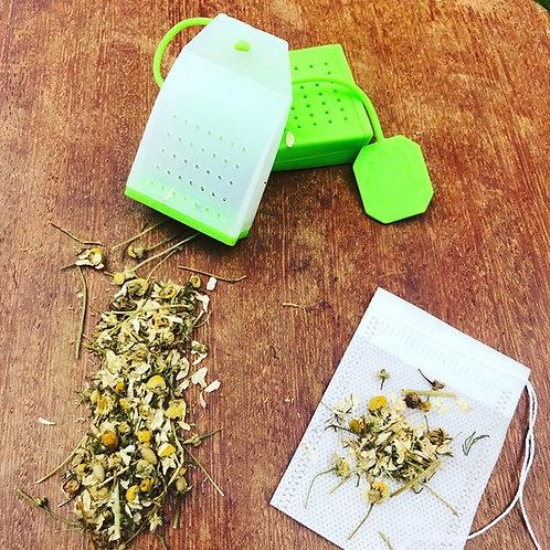 Infusor de Chá de silicone