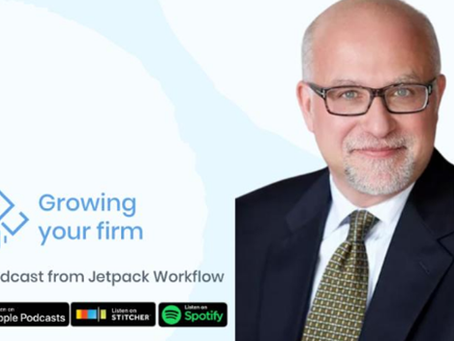 Podcast: Firm Succession & Metrics (an interview with Jetpack Workflow)