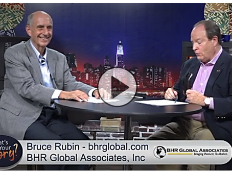 As Seen on TV: BHR Global