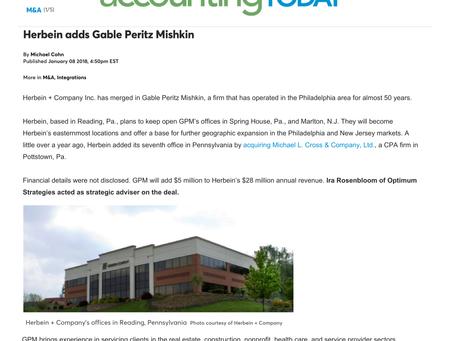 Herbein Adds Gable Peritz Mishkin