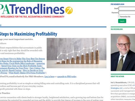Top 10 Steps to Maximize Profitability
